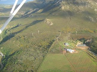 Avian Collisions with Power Lines in Overberg